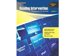 Houghton Mifflin Reading Intervention Gr 7 Foundations For Success 9780547898261