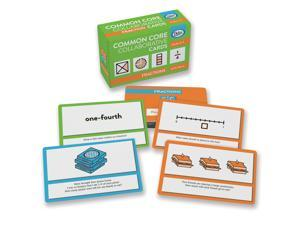 Didax Fractions Common Core Collaborative Cards 211395