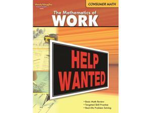 Houghton Mifflin The Mathematics Of Work Gr 6 & Up 9780547625607
