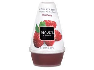 Renuzit Adjustables Air Freshener Raspberry Scent Solid 7 oz 12/Carton 03667CT