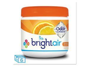 BRIGHT Air Super Odor Eliminator Mandarin Orange and Fresh Lemon 14oz 6/Carton