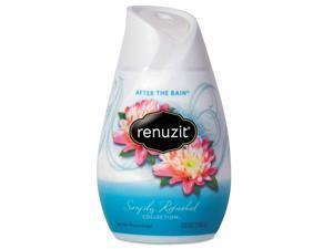 Renuzit Adjustables Air Freshener After the Rain Scent Solid 7 oz 12/Carton