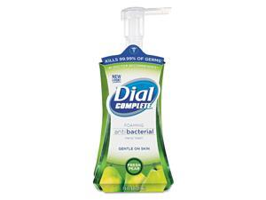 Dial Professional Antimicrobial Foaming Hand Soap Fresh Pear 7.5oz Pump Bottle 8