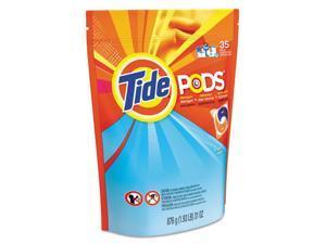 PROCTER & GAMBLE Pods Laundry Detergent Clean Breeze 35-Pods Pack 4 Pack/CT