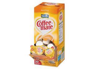 Coffee-mate Hazelnut Creamer .375 oz. 200 Creamers/Carton 35180CT