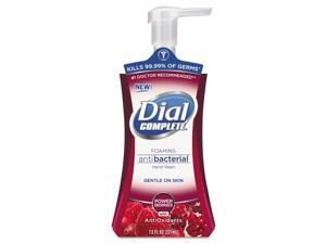 Dial Professional Antimicrobial Foaming Hand Soap Power Berries 7.5 oz Pump