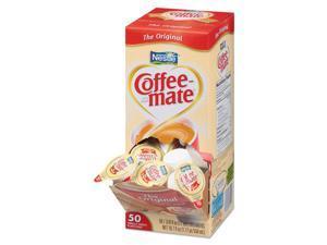 Coffee-mate Original Creamer 0.375 oz. 50 Creamers/Box 4 Boxes/Carton 35110CT