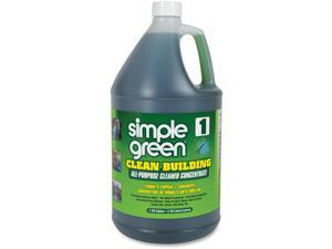 Simple Green Clean Building All-Purpose Cleaner Concentrate 1gal Bottle 2 per