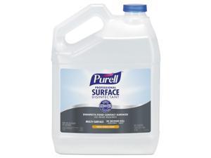 PURELL Professional Surface Disinfectant Fresh Citrus 1 gal Bottle 4/Carton