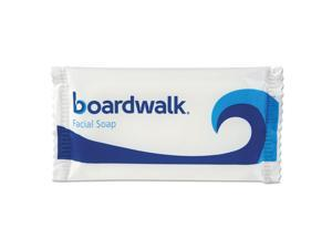 Boardwalk BWKNO12SOAP Face And Body Soap, Flow Wrapped, Floral Fragrance, .5Oz Bar, 1000/Carton