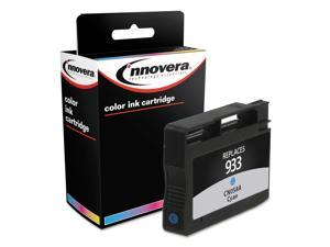 Innovera IVR933C Cn057A, Cn058A, Cn059A, Cn060A Ink, 330 Page-Yield, Cyan