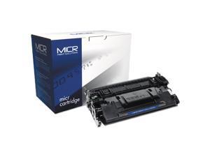 MICR MCR26XM Remanufactured Toner Cartridge Replaces HP CF226X, 26X; MICR