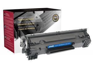 CIG 200809P Remanufactured Toner Cartridge Replaces HP CF283X, 83X; Black