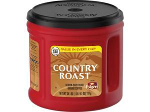 Folgers Ground Coffee Country Roast 25.1 oz. Multi 20672