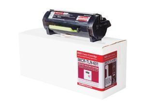 microMICR MICRTLN601 Toner Cartridge (OEM# Lexmark 51B1000) 2,500 Page Yield; Black