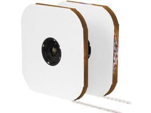 """VELCRO Brand Velcro Tape Individual Dots Hook 1/2"""" White 1440/Case VEL123"""