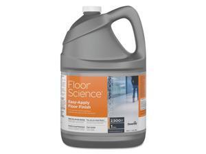 Diversey CBD540397EA Floor Science Easy Apply Floor Finish, Ammonia Scent, 1 Gal. Container