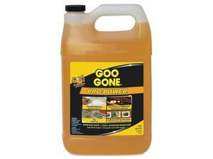 Goo Gone Pro-Power Cleaner Citrus Scent 1 gal Bottle 4/Carton 2085CT