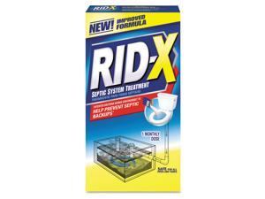 Rid-X Septic System Treatment Concentrated Powder 9.8 oz. Box 80306