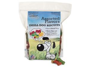 Office Snax Doggie Biscuits, Assorted, 4 lb Bag 00612