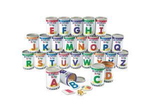 Learning Resources LER6801 Alphabet Soup Sorters