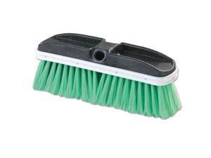 "Vehicle Brush, Nylex, Green Bristles, 10"", 2 1/2"" Bristles 36468-75"