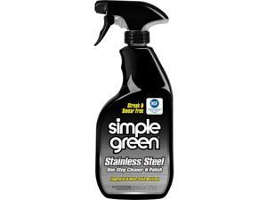 SUNSHINE MAKERS, INC. Stainless Steel One-Step Cleaner & Polish, 32oz Spray