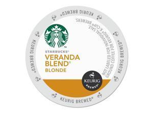 Starbucks Veranda Blend Coffee K-Cups Pack 24/Box 9577