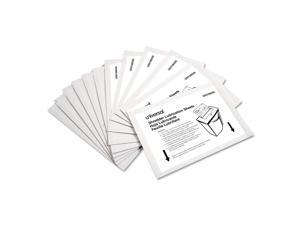 "Universal Shredder Lubricant Sheets 5.5"" x 2.8"" 24/Pack 38026"