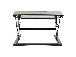 "Staples Sit to Stand Adjustable Desk Riser 35"" 2452742"