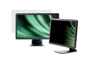 "Staples Privacy Filter for 24"" Widescreen Monitors Black 2767339"