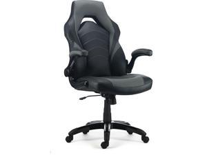 Staples Gaming Chair Black and Grey 2829477