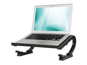 Staples Adjustable Steel Curved Laptop Stand 2658098
