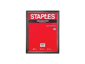 "Staples All-Purpose Frame 8 1/2"" X 11"" 507954"