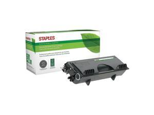 Staples ufactured Black Toner Cartridge Brother TN-460 High Yield 791275