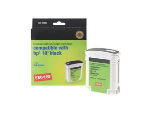 TRU RED ufactured Ink Cartridge Replacement for HP 10  (Black) TRC4844A