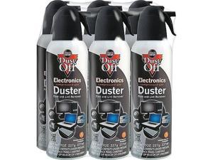 Falcon Dust-Off Air Duster 6/Pack (DPSM6) 356652