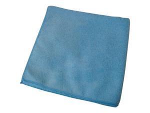 Impact Premium Weight Microfiber Dry Cloths Blue 12/Pack (LFK500) 805847