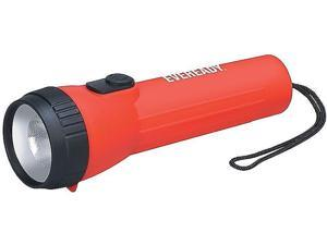 """Eveready 7.09"""" LED Flashlight Red (EVEL25IN) 2661305"""