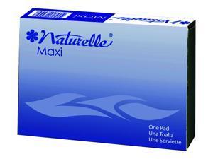 Naturelle #4 Maxi Pads, Unscented, 250/Carton 25130973