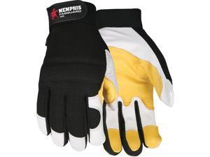 Memphis Gloves Fasguard Goatskin Leather Palm 906M