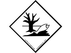 LABELMASTER SL701 Environmentally Hzrds Sbstnce Lbl,PK500