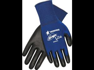 Memphis Glove MCR SAFETY Ninja Lite Polyurethane Coated Palm N9696-L