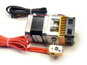 All Metal MK8 Extruder for RepRap 3D Printer, 1.75mm Filament, 0.4mm Nozzle