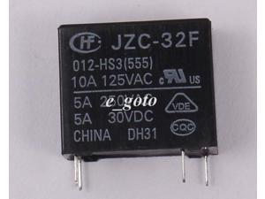 12V Relay JZC-32F-012-HS3 4PIN 5A 250VAC for HONGFA Relay DC12V