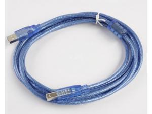 USB Cable USB A to UAB B A-B Male to Female 3m for Arduino