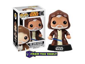 Star Wars POP Obi Wan Kenobi Bobble Head Vinyl Figure