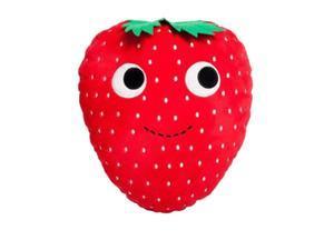 Kidrobot Yummy World Strawberry 10 Inch Plush