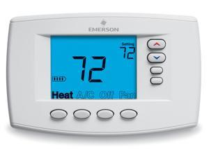 refurbished open box retail thermostats home living office rh newegg com