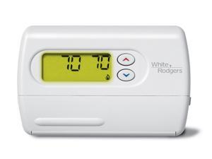 Emerson 80 Series Single Stage Non-programmable Thermostat 1F86-344